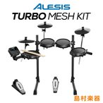 ALESIS ���쥷�� Turbo Mesh Kit �Żҥɥ�� ����¼�ڴ索��饤�ȥ������