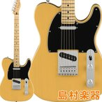 Fender フェンダー Player Telecaster Maple Fingerboard Butterscotch Blonde エレキギター テレキャスター