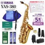 YAMAHA ヤマハ YAS-380 アルトサックス 初心者セット お手入れセット付属 YAS380