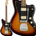 Fender フェンダー Player Jazzmaster, Pau Ferro Fingerboard, 3-Color Sunburst ジャズマスター