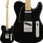 Fender フェンダー Player Telecaster, Maple Fingerboard, Black テレキャスター
