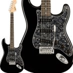 Squier by Fender スクワイヤー / スクワイア FSR Affinity stratocaster Black Pearl ストラトキャスター エレキギター 〔島村楽器オリジナル〕