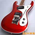 mosrite モズライト Super Custom 63 / Metallic Red エレキギター 〔限定特価〕〔ハードケース付き〕
