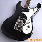 mosrite モズライト Super Excellent' 65 Black エレキギター〔新品特価〕〔ハードケース付き〕