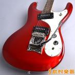 mosrite モズライト Super Excellent' 65 Metallic Red エレキギター〔新品特価〕〔ハードケース付き〕