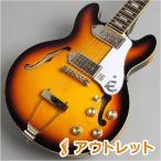 Epiphone エピフォン カジノクーペ Casino Coupe/Vintage Sunburst セミアコギター 〔アウトレット〕