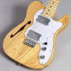 Fender フェンダー テレキャスター シンライン Japan Exclusive Classic 70s Tele Thinline/Natural 〔ジャパン エクスクルーシブ〕 〔福岡イムズ店〕