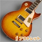 Gibson Custom Shop ギブソン レスポール Les Paul Long Scale Slim Neck/Ice Tea(S/N:CS402903) 〔ビビット南船橋店〕 〔アウトレット〕