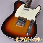 Fender フェンダー Classic 60s Tele Custom 3TS テレキャスター 〔ジャパンエクスクルーシブ〕 〔りんくうプレミアムアウトレット店〕 〔アウトレット〕