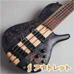 Ibanez アイバニーズ Bass Workshop SRSC805 Deep Twilight Flat 5弦ベース 〔ビビット南船橋店〕〔アウトレット〕〔現物画像〕
