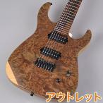 Caparison キャパリソン Dellinger7FX-MBASCL TLBKM 7弦ギター 島村楽器限定モデル〔りんくうプレミアムアウトレット店〕〔アウトレット〕