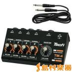 Tech テック TM4 4CH マイクロミキサー
