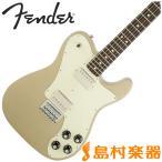 Fender フェンダー テレキャスター Chris Shiflett Telecaster Deluxe Shoreline Gold エレキギター