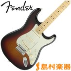 Fender フェンダー ストラトキャスター American Elite Stratocaster Maple 3-Color Sunburst エレキギター