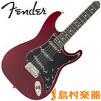 Fender フェンダー ストラトキャスター Aerodyne Stratocaster Medium Scale HSS Old Candy Apple Red エレキギター
