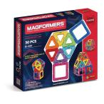マグフォーマー MAGFORMERS 30ピース レインボーセット マグネットブロック 創造力 想像力 ブロック プレゼント ギフト 誕生日 クリスマス