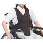 車椅子ベルト L ブラウン 4010 (特殊衣料) (車いす用小物)