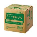 セーフタッチ やさしいボディソープ 18L T35748 (ディバーシー) (清拭消耗品)(返品不可)