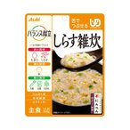 バランス献立 しらす雑炊 100g 188458 (アサヒグループ食品) (食品・健康食品)