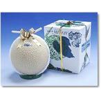 静岡産 温室マスクメロン アローマ印 1個入 送料無料 白級  1.5kg前後