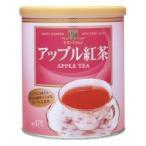 日本ヒルスコーヒー  モダンタイムス アップル紅茶 粉末タイプ 380g 約47杯分 804179  ●お得な10パックセット