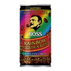 #BOSS レインボーマウンテンブレンド 185g×30缶 お得な10パック