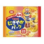 #亀田のにぎやかパック 4種類アソート 931004 お得な10パック