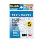 スリーエム ジャパン スコッチ あとではがせるテープ 18mm×7m 詰替用 2個入 CA18−R2P ●お得な10個パック