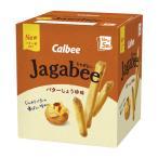 #Jagabee バターしょうゆ味 5袋入 643683 お得な10パック