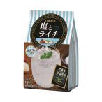 日東紅茶 #塩とライチ スティックタイプ 10本入 508129 ●お得な10個パック