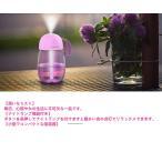 Yahoo!清水ネットショップ新販売新商品 加湿器 超音波式 卓上加湿器 車載対応加湿器 USBミニ加湿器 7色LEDライト変換 加湿空気清浄機 静か 節電 省エネ 小型