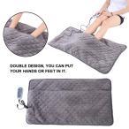 電気毛布 - Dewin 電気敷き毛布、省エネ、90 * 50cm