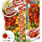 【ミニトマト】 アサヒ育成  「マイクロトマト」 シリーズ 赤・黄 20粒 ☆12月以降のお届け予定