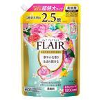 ショッピング商品 フレアフレグランス 柔軟剤 フラワー&ハーモニーの香り 詰替用 1200ml