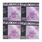 Spirocore スピロコア ヴィオラ弦 A線、D線、G線、C線4種セット 4/4 S23(セット内容S18,S19,S20,S22)