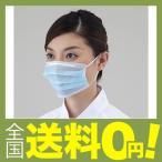 ショッピング商品 ディスポマスク 50枚入 ブルー /2-6278-02