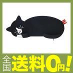 ショッピング商品 アロマホット&アイスアイピロー 黒ネコ