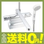 TOTO 浴室用 台付リフレッシュサーモ混合栓 エアインシャワー TMGG46E
