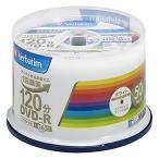 ショッピングdvd-r 三菱ケミカルメディア Verbatim 1回録画用DVD-R(CPRM) VHR12JP50V4 (片面1層/1-16倍速/50枚)