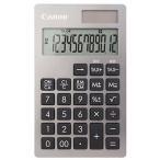 Canon ビジネス手帳型電卓 KS-12T-SL SOB 12桁