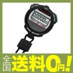 (クレファー)CREPHA デジタルストップウォッチ 3気圧防水 カウントダウン計測 ブラック TEV-4013-BK