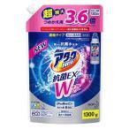 ショッピング商品 アタックNeo 抗菌EX Wパワー 洗濯洗剤 濃縮液体 詰替用 1300g