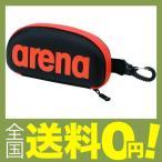 arena(アリーナ) 水泳用 ポーチ バッグ フリーサイズ(約17.5×8.5×5cm) ARN-6442 ブラック×オレンジ(BOG)