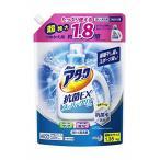 ショッピング商品 アタック 抗菌EX スーパークリアジェル 洗濯洗剤 液体 詰替用 1.35kg