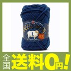 ショッピング毛糸 ハマナカ エクシードウールL 並太 毛糸 並太 Col.324 ブルー 系 40g 約80m 0071