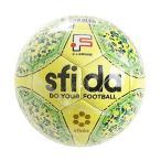 sfida(スフィーダ) フットサル ボール JFA 検定球 Fリーグ 公式 試合球 シームレス 製法 グリップ インフィニート