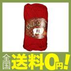 ショッピング毛糸 ハマナカ エクシードウールFL 合太 毛糸 合太 Col.210 レッド 系 40g 約120m 0080