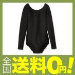 wundou(ウンドウ) 女子体操レオタード長袖 P520-34 ブラック M
