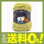 ショッピング毛糸 ハマナカ エクシードウールL 並太 毛糸 並太 Col.337 黄緑 系 40g 約80m 0071