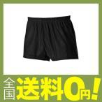 wundou(ウンドウ) 男子体操パンツショート P480-34 ブラック M
